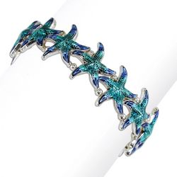 PIPER MADISON Coastal Starfish Stretch Bracelet