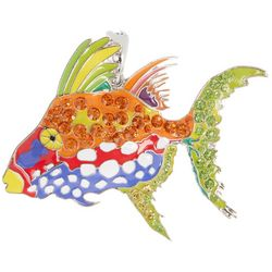 Leoma Lovegrove Trigger Fish Pendant