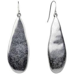 Bella UNO Large Teardrop Linear Earrings