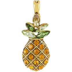 Wearable Art By Roman Pineapple Pendant