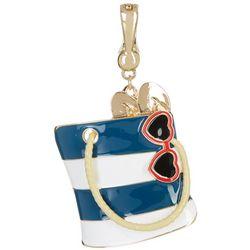 Wearable Art Beach Bag & Sunglass Pendant