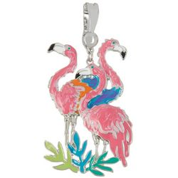Leoma Lovegrove The Soiree Pink Flamingo Pendant