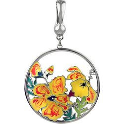 Leoma Lovegrove Pick Of The Day Flower Pendant