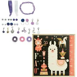 FAO SCHWARZ Girls Advent Calendar Jewelry & Accessory Set