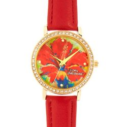 Leoma Lovegrove Womens Show Time Flower Watch