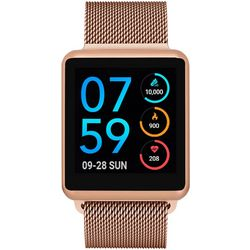 iTouch Air Special Edition Milanese Loop Band Smartwatch