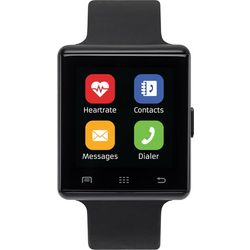 iTouch Air 2 Black Smart Watch