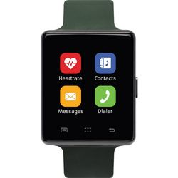 iTouch Air 2 Olive & Gunmetal Smartwatch