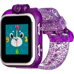 iTouch Playzoom Kids Purple Glitter Smartwatch