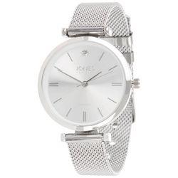 Jones New York Womens Diamond Numeral Analog Watch
