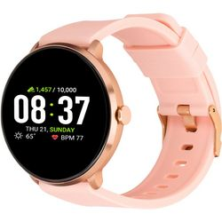 iTouch Sport Rose Gold Tone Blush Pink Smartwatch