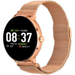 iTouch Sport Rose Gold Tone Smartwatch