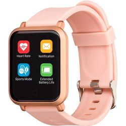 iTouch Air 2s Rose Gold Tone Smartwatch