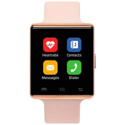 iTouch Air 2 Blush & Rose Gold Tone Smartwatch