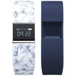 iTouch iFitness Blue Marble Activity Tracker Smart Watch
