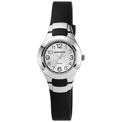 Armitron Womens Analog Quartz Matte Strap Sport Watch
