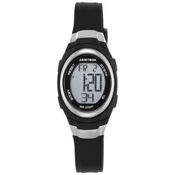 Armitron Womens Digital Chronograph Oval Face Sport Watch
