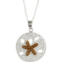 Signature Sand Dollar Pendant Necklace