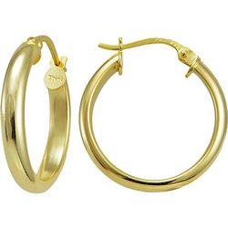 Piper & Taylor 20 mm Small Hoop Earrings