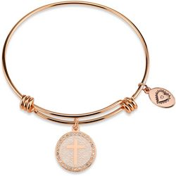 Footnotes Faith & Possibilities Charm Bangle Bracelet