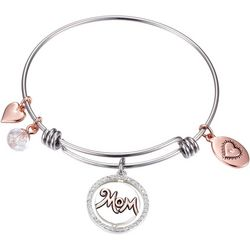 Footnotes Mom Thank You For Everything Bangle