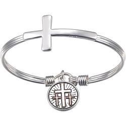 Gratitude & Grace Good Savior Bangle Bracelet