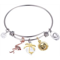Footnotes Florida Tropical State Of Mind Bangle