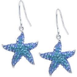 Florida Friends Starfish Drop Earrings