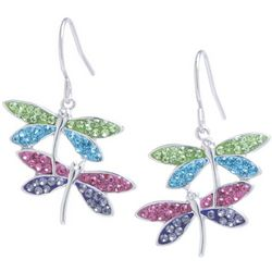 Florida Friends Double Dragonfly Earrings