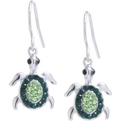 Florida Friends Sea Turtle Drop Earrings