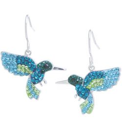 Florida Friends Hummingbird Dangle Earrings