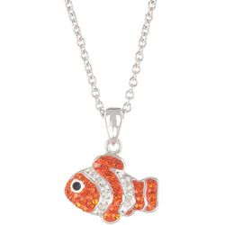 Florida Friends Clownfish Necklace