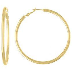 Piper & Taylor 60 mm Hoop Earrings