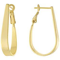 Piper & Taylor Oval Earrings