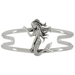 The Jewelry Network Mermaid Cuff Bracelet