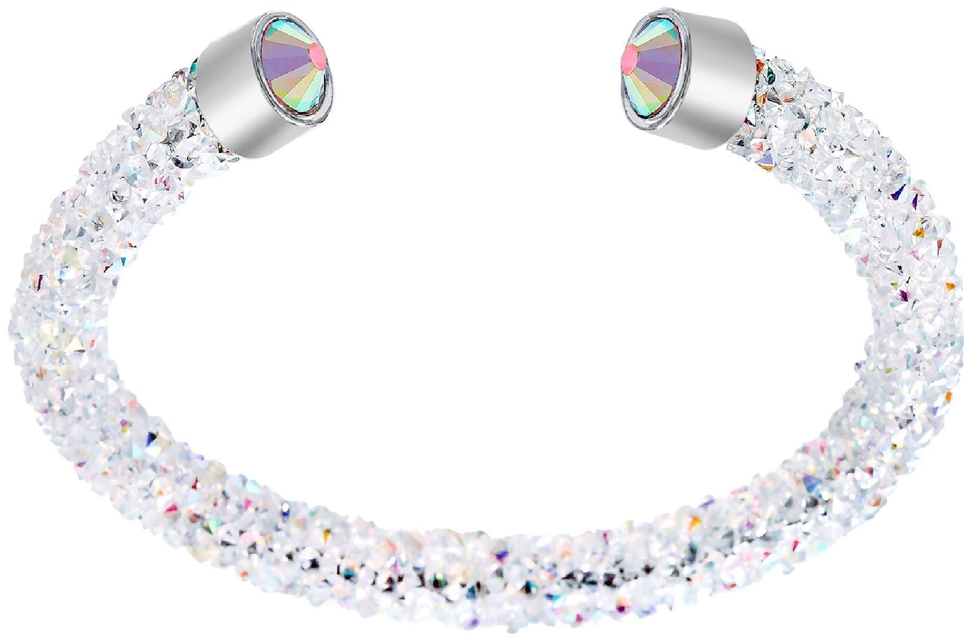 ~Bad  Girl~ Swarovski Element Crystals Bracelet and//or Ankle Bracelet