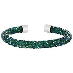 Crystal Energy Emerald Green Crystal Elements Bracelet