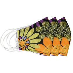 BLING Multi Floral 3-pc Reusable Masks