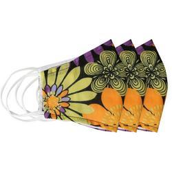 Multi Floral 3-pc Reusable Masks