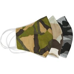 BLING Camo 3-pc Resuable Masks