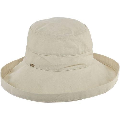 5aa2b677 Scala Womens Cotton Large Brim Sun Hat | Bealls Florida