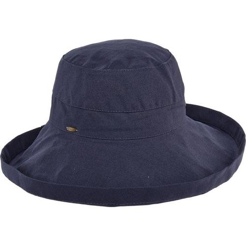 a4cacfbc700 Scala Womens Cotton Large Brim Sun Hat