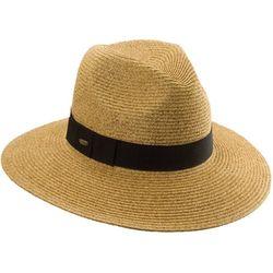 Scala Womens Paper Braid Fedora Hat