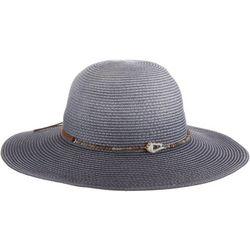 Tommy Bahama Womens Dip Dye Braided Sun Hat