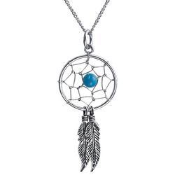 Jewelry Dream Catcher Pendant Necklace