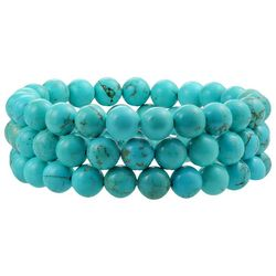 BLING Stackable Stretch Bracelet Set