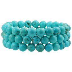 Stackable Stretch Bracelet Set