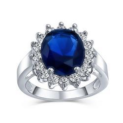 Sapphire Royal Engagement Ring