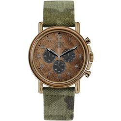 Joe By Joseph Abboud Mens Camo Watch