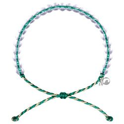 4ocean Green Mangroves Beaded Bracelet